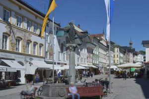 Bad Tölz - Markstraße